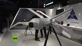Kaláshnikov presenta su nuevo dron kamikaze de última generación