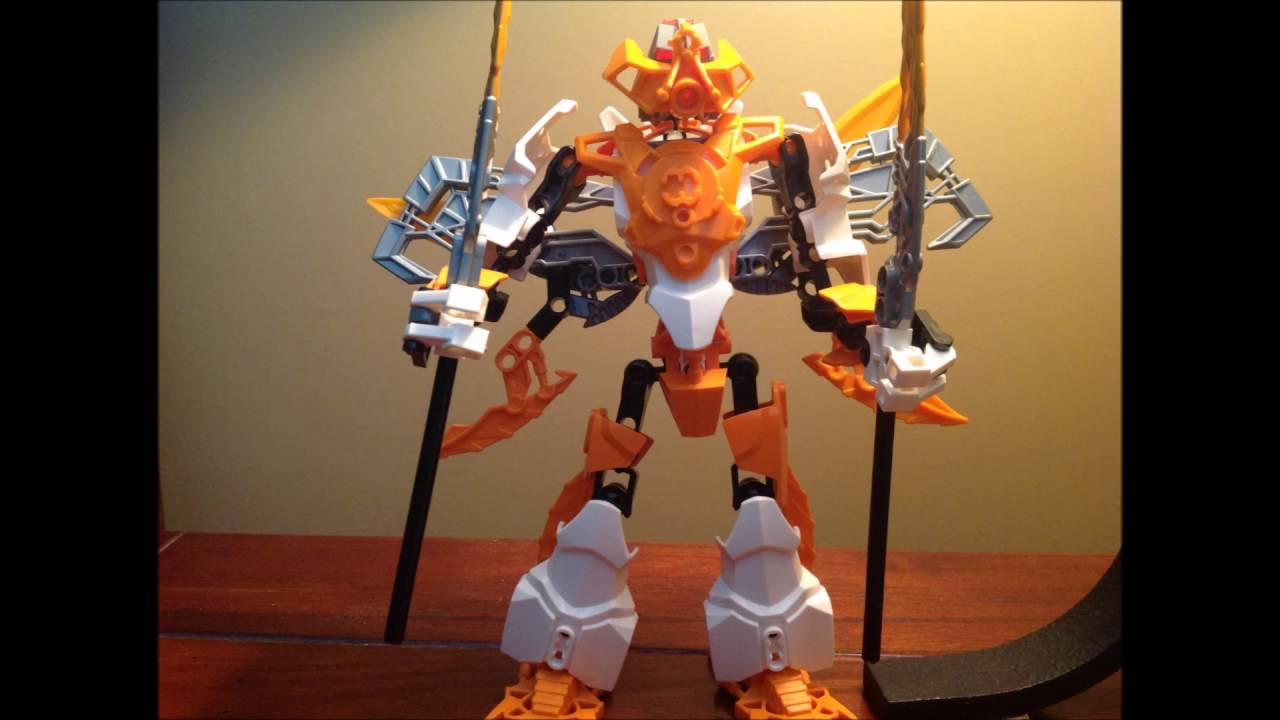 Lego Bionicle Moc Toa Deroum Toa Of Plasma 2016 Youtube