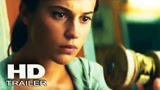 TOMB RAIDER - Trailer Teaser # 2 2018 (Alicia Vikander) Action Movie