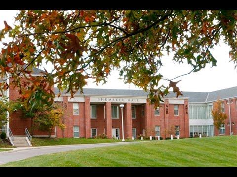 Tour: Shumaker Hall Sorority Houses & Greek Commons