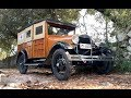 Ford A Station Wagon 1929