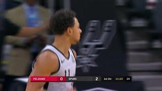1st Quarter, One Box Video: San Antonio Spurs vs. New Orleans Pelicans