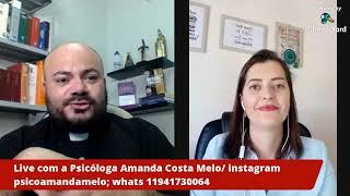 Gestão de conflitos entre pais e filhos  com a Psicóloga Amanda Costa Melo