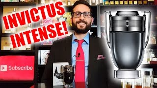 Paco Rabanne Invictus Intense Fragrance / Cologne Review