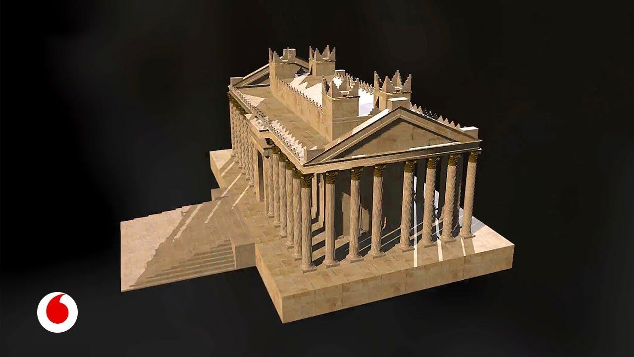 Reconstruir la ciudad de Palmira gracias a Internet