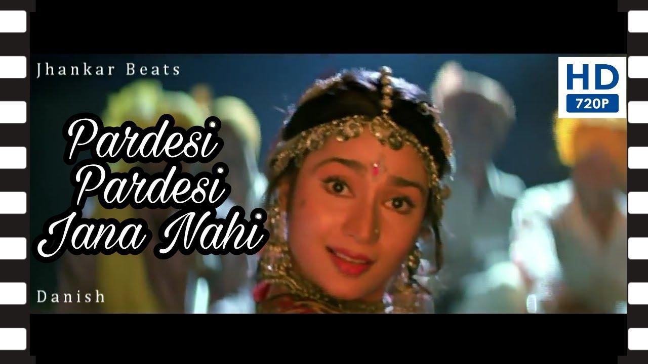 Pardesi Pardesi Jana Nahi Female Raja Hindustani Youtube