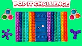 POP IT CHALLENGE - Tik Tok POP IT FIDGET GAME screenshot 4
