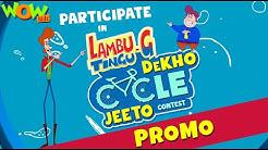 Lambu G - Tingu G Contest Promo