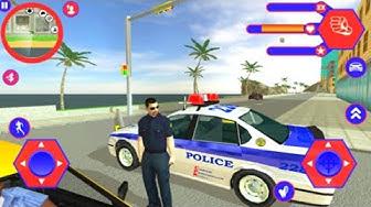 Grand Vegas Police Crime Vice Mafia Simulator - Android Gameplay HD