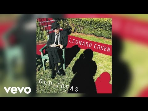 Leonard Cohen - Anyhow (Official Audio)
