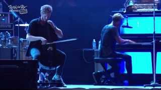 OneRepublic   Apologize & Stay With Me Sam Smith @ Rock in Rio 2015 Brazil HD
