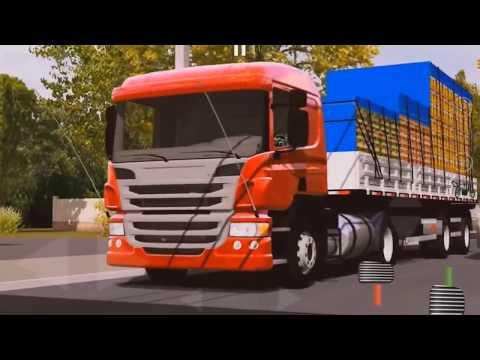 World Truck Driving Simulator - Radio px e Novos Controles!