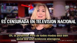 Esta Astrofísica es censurada en televisión nacional de la BBC por hablar de aliens