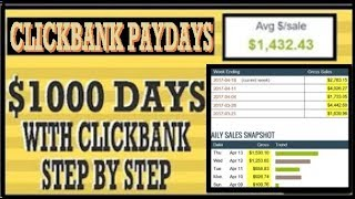 🔥 How To Make Money On Clickbank: $1000 Day Live Email Campaign ( No Website Needed) 🔥