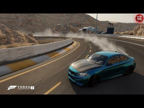 Forza Motorsport 7: BMW M2 DRIFT SUSPENSION BUILD! BEST BALANCE!?