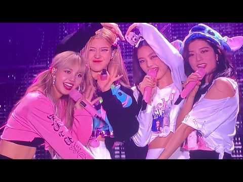 Stay (Encore) - BLACKPINK In BKK Day 3 (4K)