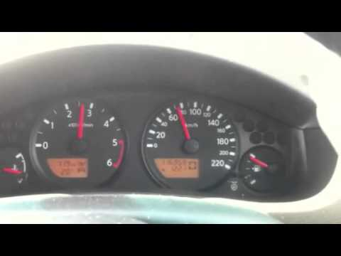 Nissan Navara Stx D40 Limp Mode With No Cel Youtube