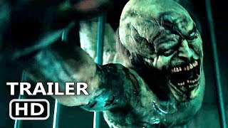 SCARY STORIES TO TELL IN THE DARK Trailer # 2 (NEW, 2019) Horror Movie HD