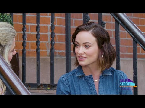 Talk Stoop Featuring Olivia Wilde
