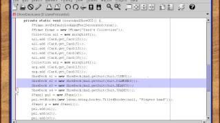 Курс 2 Урок № 78  Интерфейс Collection общие методы