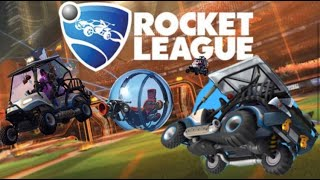 Rocket League à Fortnite Creative! (w/ Code!) | Mini-jeu créatif Fortnite