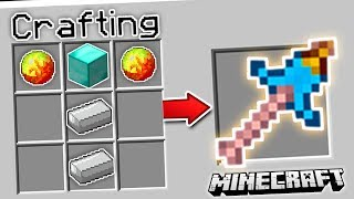 CRAFTING THE FASTEST SHOVEL IN MINECRAFT?! | Minecraft Mods