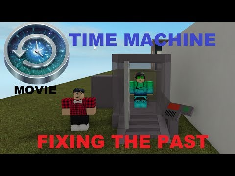 Time Machine - Fixing The Past - ROBLOX Movie by Roblox Minigunner