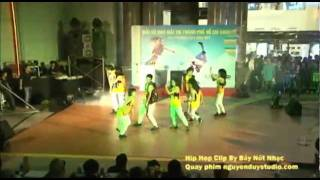 07.PS Crew - V.L Showcase - Cup ParkSon - Hiphop clip by Cty Bay Not Nhac - YouTube.flv