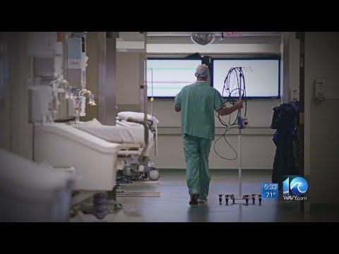 Coronavirus Digital Discussion: Hospitals prepare for a possible second surge
