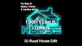 Flo Rida ft Robin Thicke & Verdine White - I Don
