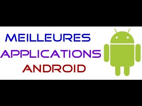 les meilleurs applications android fran ais youtube. Black Bedroom Furniture Sets. Home Design Ideas