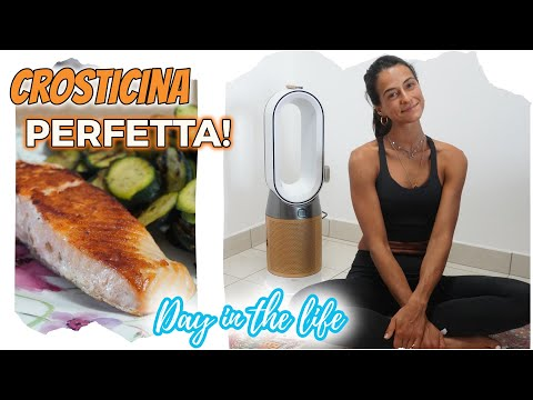 BENESSERE A CASA w/ Purificatore Dyson Pure Hot   Cool Cryptomic | Silvia Fascians