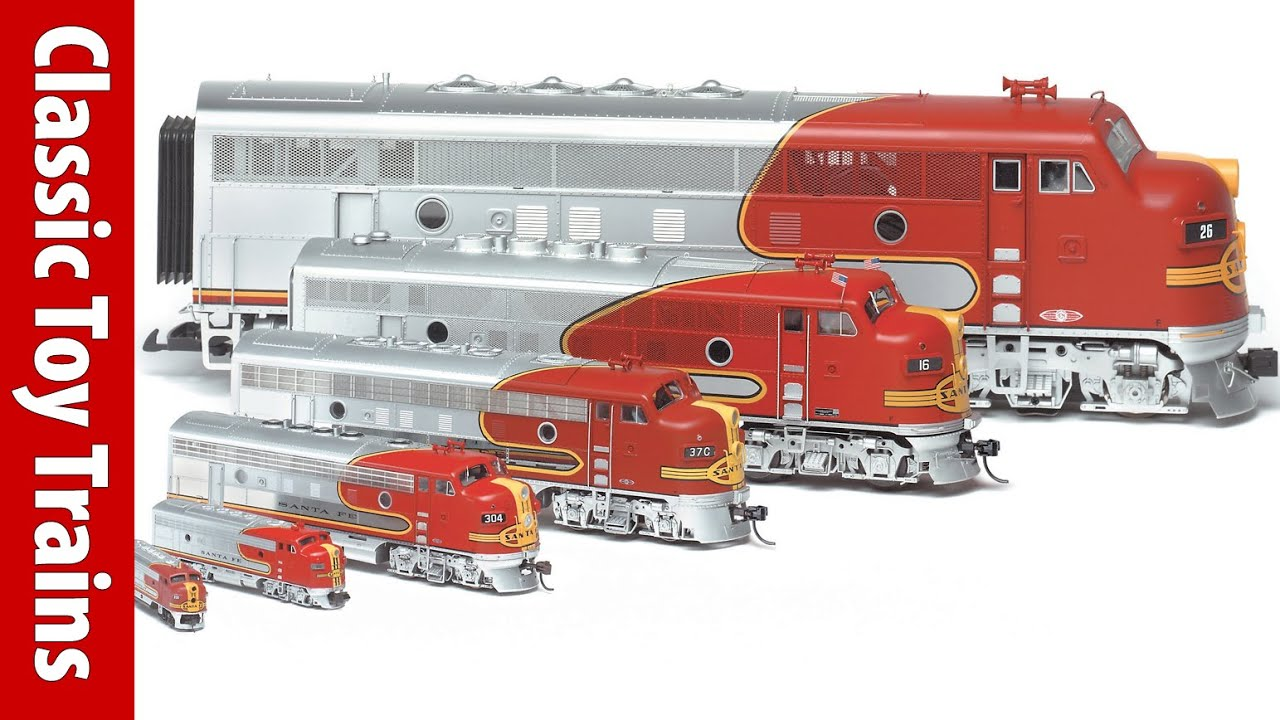 Toy Train Basics Understanding Scale And Gauge Youtube