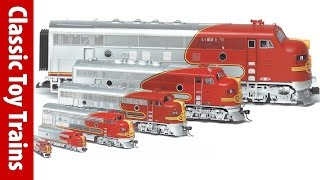 Toy Train basics: Understanding scale and gauge