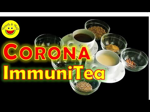 Tea for Boosting Immune System | COVID 19 Immunity Booster  | Ayurvedic herbal tea