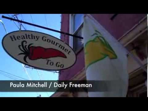 Healthy Gourmet To Go - Home