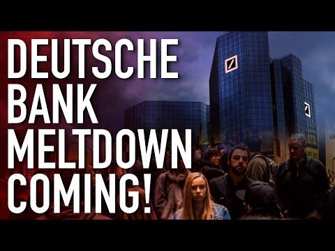 Deutsche Bank Meltdown: $50 Trillion Debt Lead To Systemic Collapse! Be Ready!