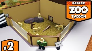 MEERKATS in ROBLOX - Zoo Tycoon #2