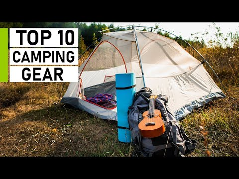 Top 10 Affordable Must Have Camping Gadgets On Amazon