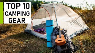 Top 10 Affordable Mขst Have Camping Gadgets on Amazon