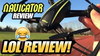 Drocon Navigator Wifi Kids Drone - 100% Honest Review & Flight