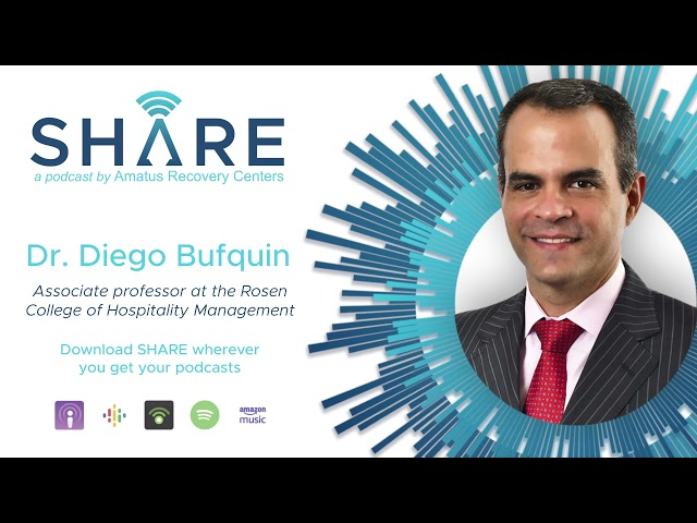 EPISODE 14 -Substance Use and Distress Among Restaurant Employees with Dr. Diego Bufquin