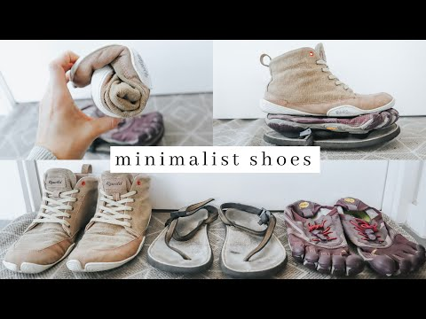 Barefoot Minimalist Shoes Review | Earth Runners, Vibram Five Fingers, Wildlings