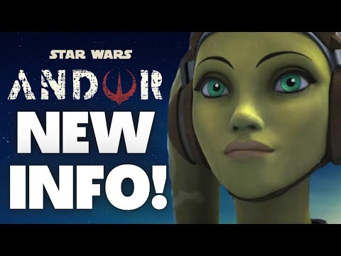 Download Big News For the Andor Series, The Bad Batch, Rebels Connections & More Star Wars News!