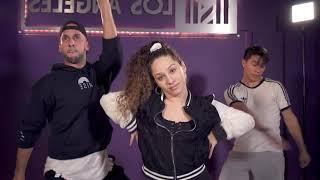 MIRRORED|| PLEASE ME - Cardi B & Bruno Mars Dance Choreography | Matt Steffanina ft Trinity