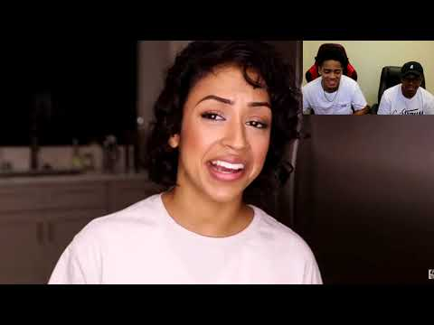 Thumbnail: Liza Koshy | BEING AN INTROVERT. HOW TO START CONVERSATION! | REACTION