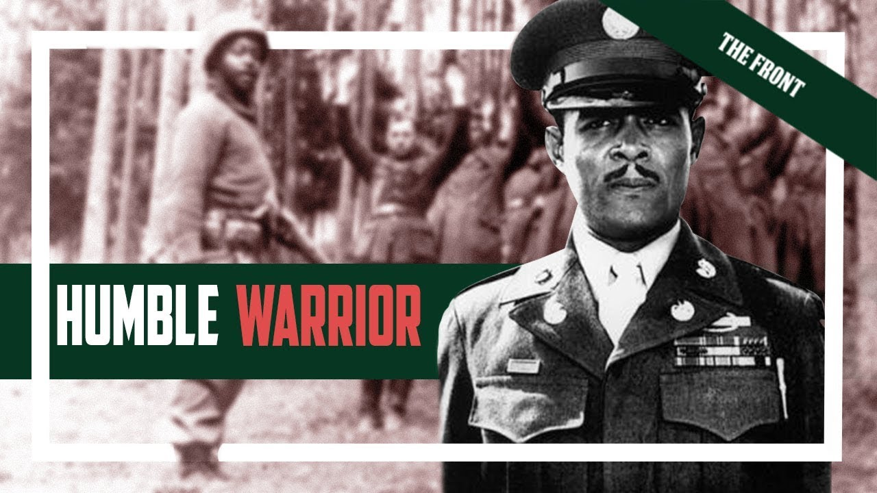 Why Eddie Carter puts modern Men to SHAME - Warriors of War #1