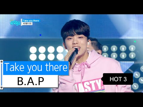 [HOT3 Ⅱ] B.A.P - Take you there, 비에이피 - 테이크 유 데얼, Show Music core 20151121