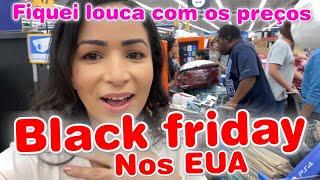 BLACK FRIDAY NO WALṀART DOS ESTADOS UNIDOS, UMA LOUCURA, PREÇOS INACREDITÁVEIS