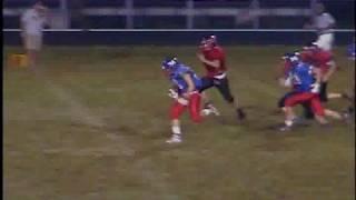 Josh Jordan #10 Kickreturn Touchdown
